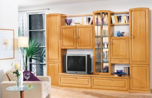 wohnwand be01 bellano von gwinner wohndesign m bel letz ihr online shop. Black Bedroom Furniture Sets. Home Design Ideas
