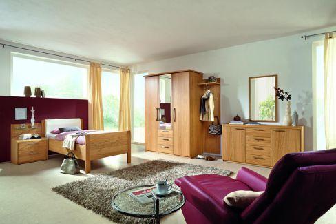 Amber von nolte delbr ck schlafzimmer eiche 4 online kaufen betten kleiderschr nke und - Schlafzimmer von nolte ...