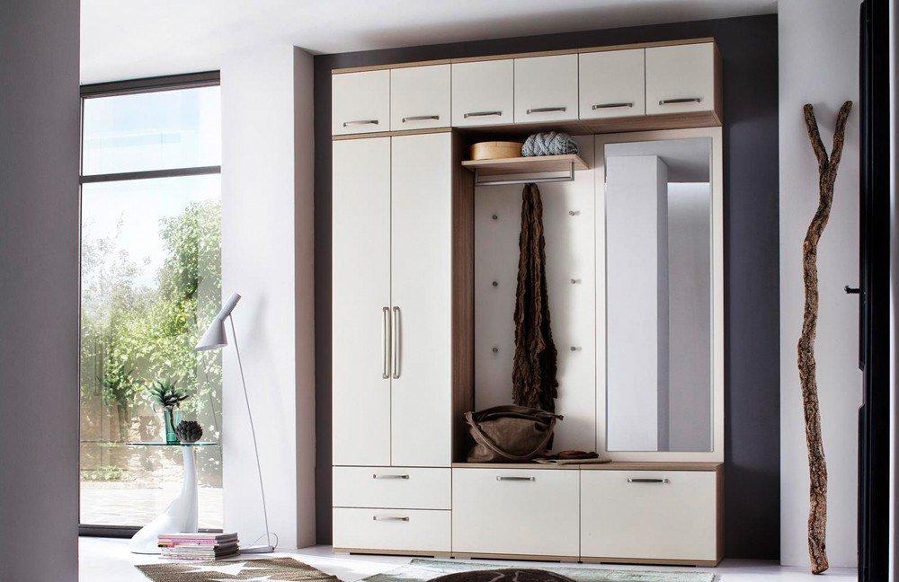 garderobe roubaix magnolia eiche bardolino von wittenbreder m bel letz ihr online shop. Black Bedroom Furniture Sets. Home Design Ideas