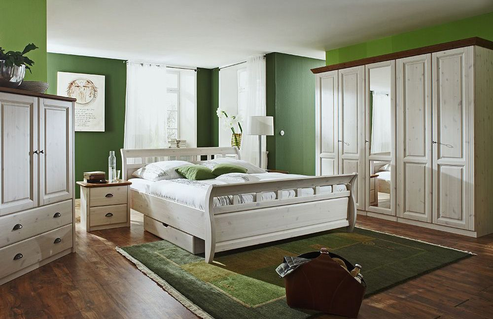 Landhausmöbel schlafzimmer weiß  Schlafzimmer Landhausstil Weiß – progo.info