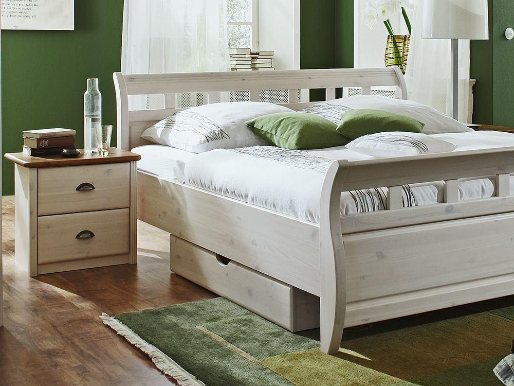 ole von lmie li mit schlafzimmer wei braun online kaufen betten kleiderschr nke und. Black Bedroom Furniture Sets. Home Design Ideas