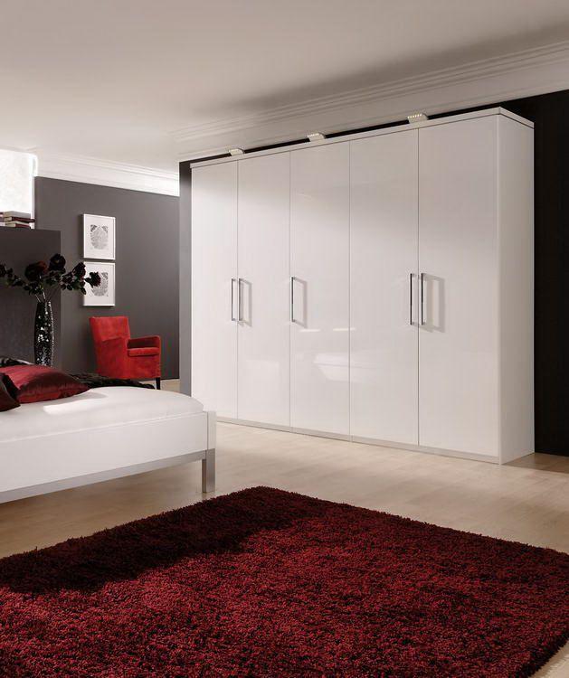 My way von nolte delbr ck schlafzimmer wei online kaufen betten kleiderschr nke und - Schlafzimmer von nolte ...
