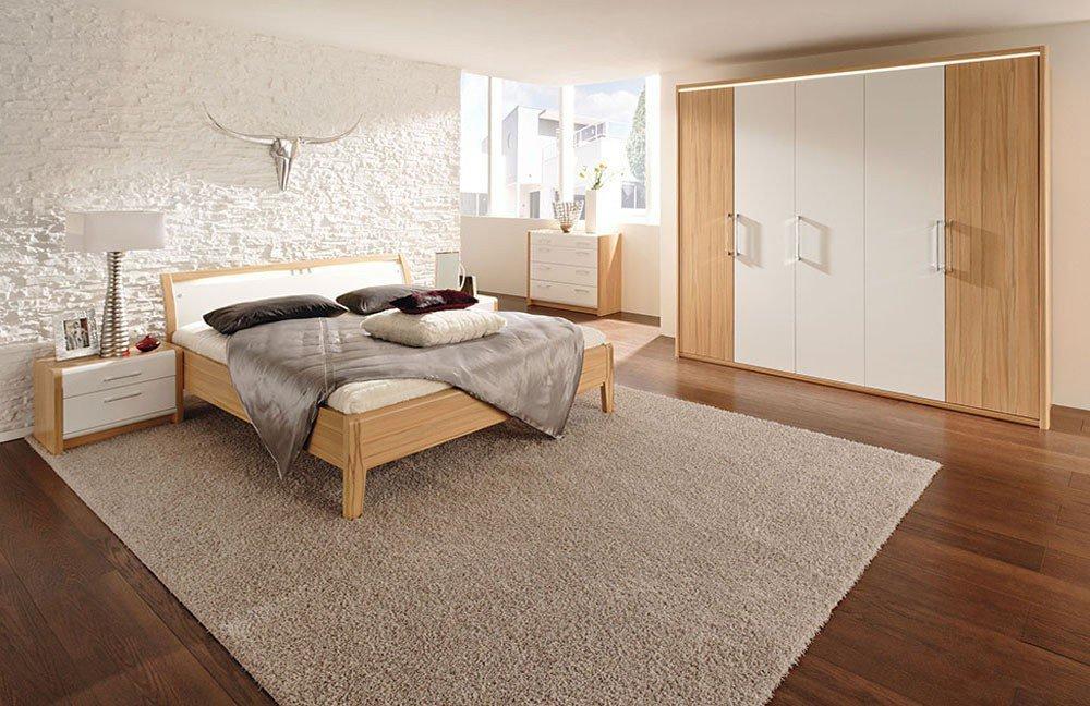 La vida von nolte delbr ck schlafzimmer kernbuche wei online kaufen betten kleiderschr nke - Schlafzimmer von nolte ...
