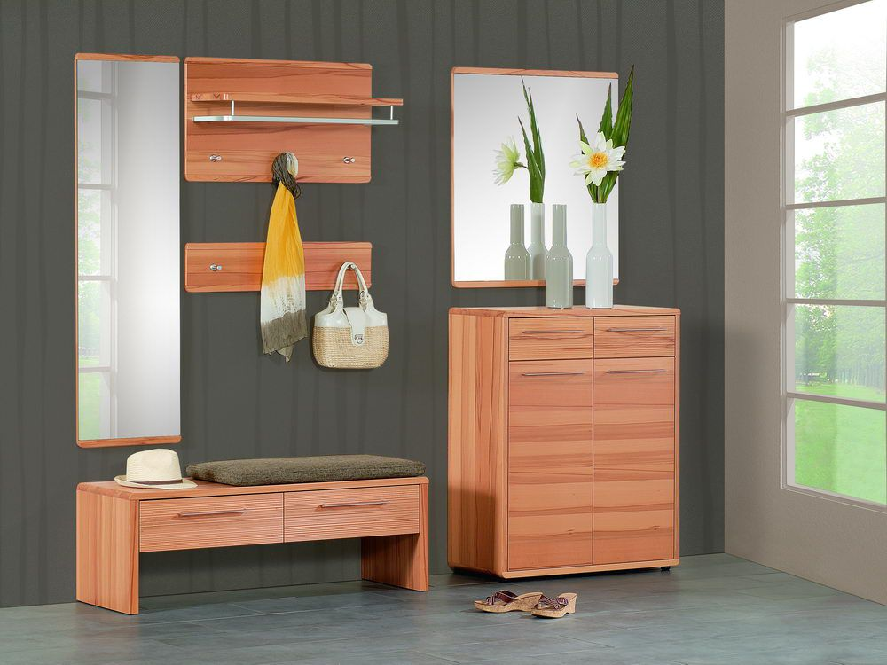 vera von voss garderobe set 1 dielenm bel und flurm bel online kaufen. Black Bedroom Furniture Sets. Home Design Ideas