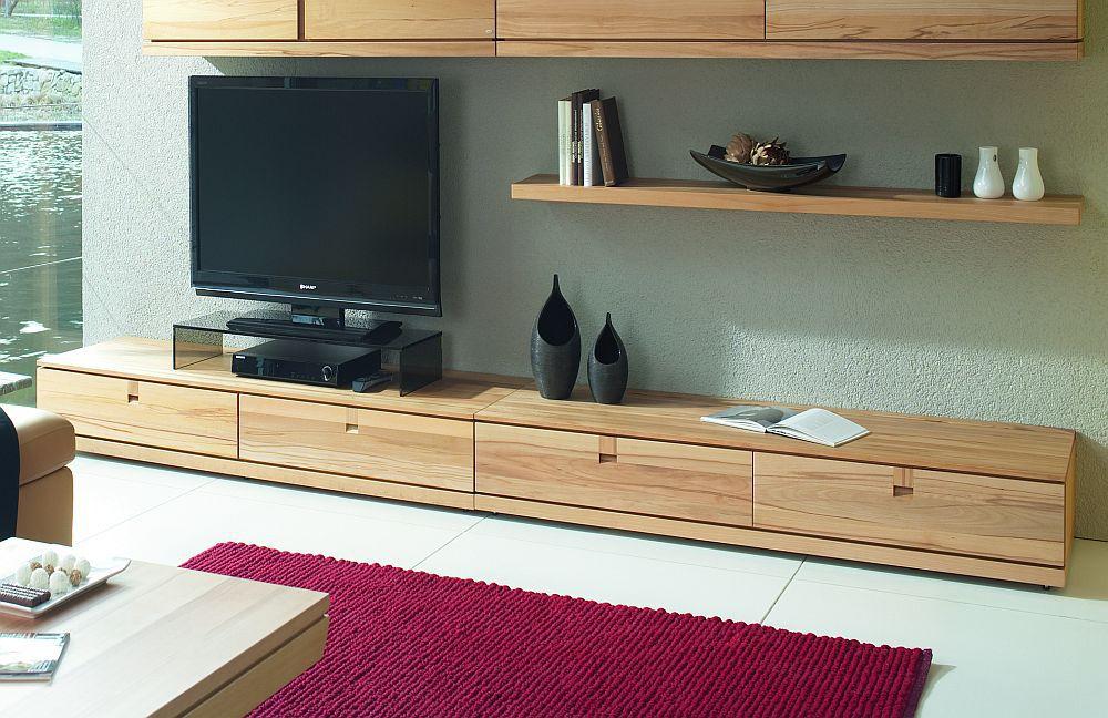 wohnwand v vita von voglauer in wildeiche 20 m bel letz ihr online shop. Black Bedroom Furniture Sets. Home Design Ideas