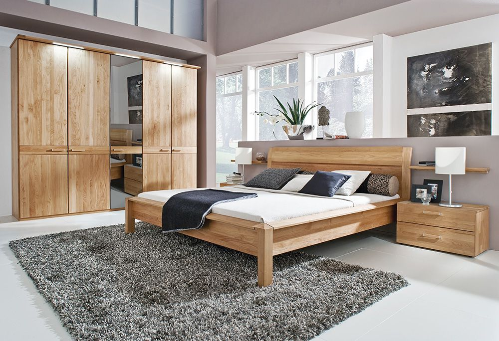 navaro von loddenkemper schlafzimmer erle. Black Bedroom Furniture Sets. Home Design Ideas