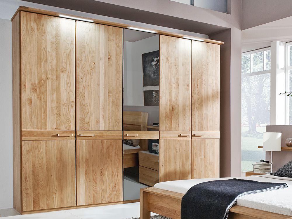 Loddenkemper Schlafzimmer Navaro - Erle massiv. Möbel Letz - Ihr ...