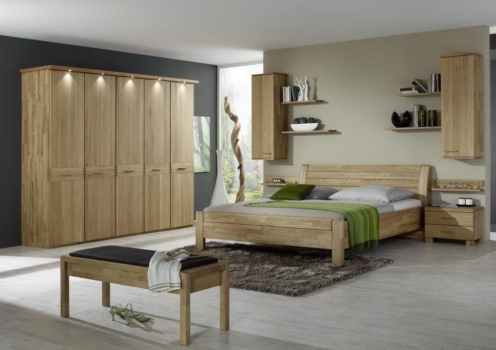 schlafzimmer eiche massiv – progo