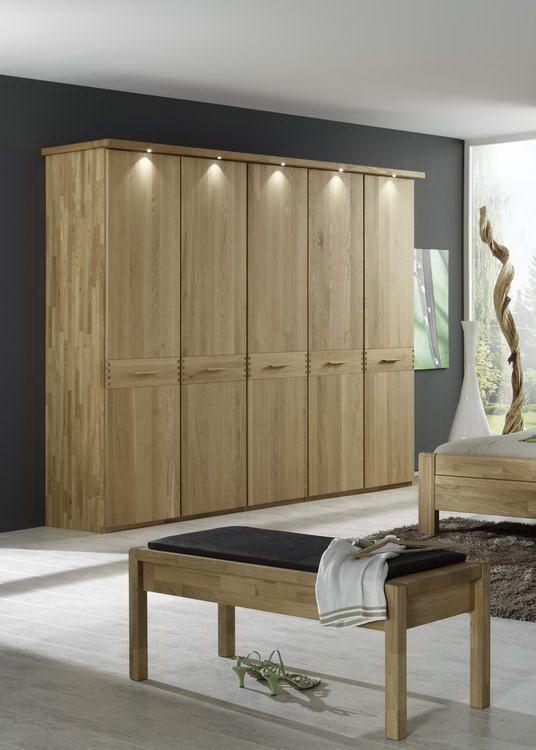 gent von wiemann schlafzimmer eiche massiv 1 online kaufen betten kleiderschr nke und. Black Bedroom Furniture Sets. Home Design Ideas