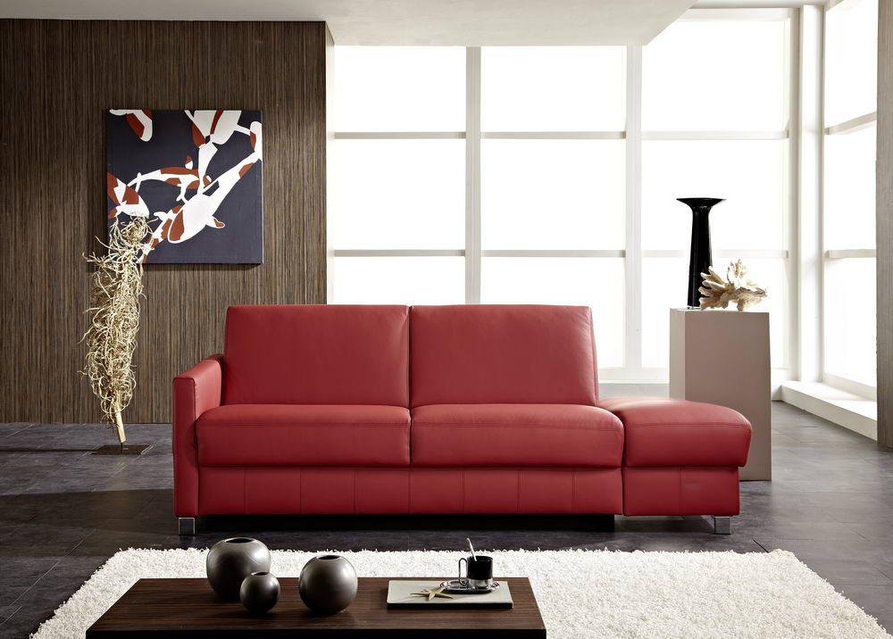 messina von bali schlafsofa rot schlafsofas online kaufen. Black Bedroom Furniture Sets. Home Design Ideas