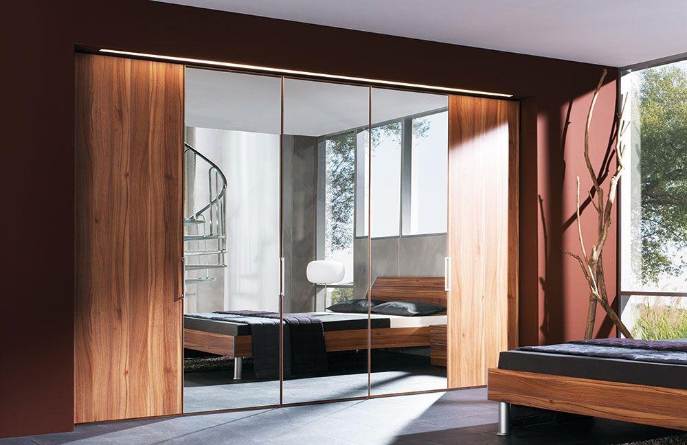 horizont 8000 von nolte m bel schrank walnuss. Black Bedroom Furniture Sets. Home Design Ideas