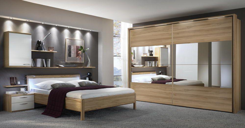 chiara von disselkamp schlafzimmer kernbuche online kaufen betten kleiderschr nke und. Black Bedroom Furniture Sets. Home Design Ideas
