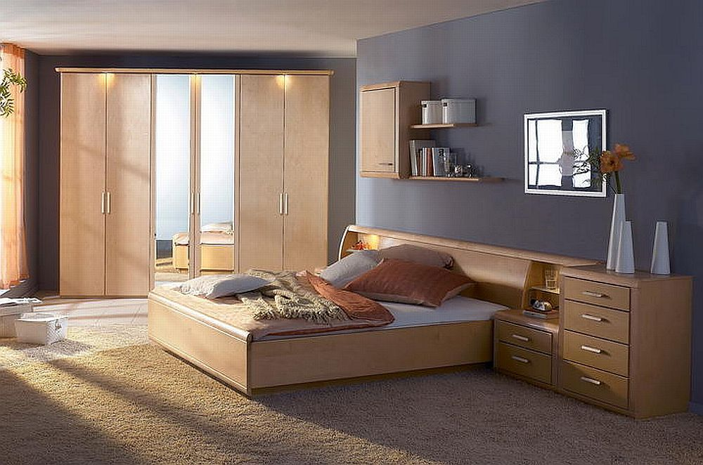 cremona von disselkamp schlafzimmer birke. Black Bedroom Furniture Sets. Home Design Ideas