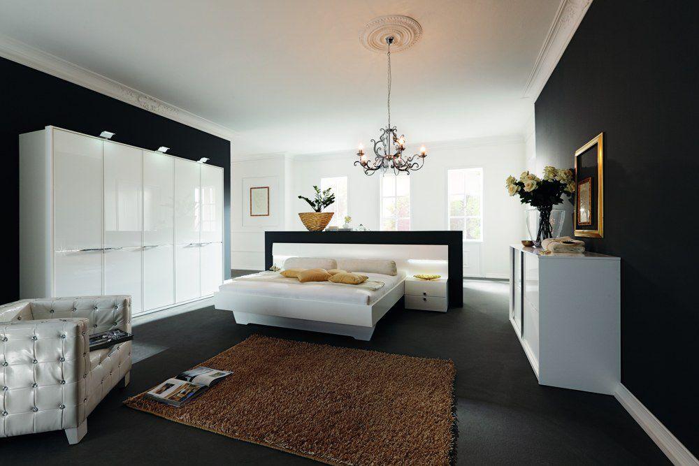 Starlight von nolte delbr ck schlafzimmer wei 1 online kaufen betten kleiderschr nke und - Schlafzimmer von nolte ...
