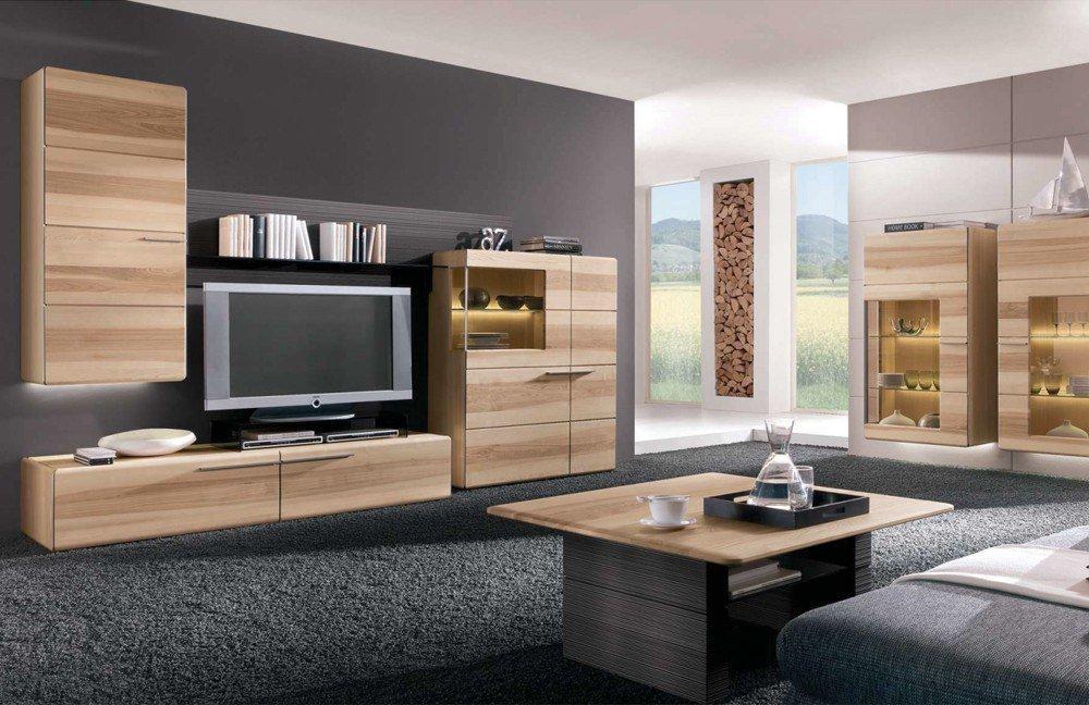 Немецкая Мебель Для Гостиной Модульная