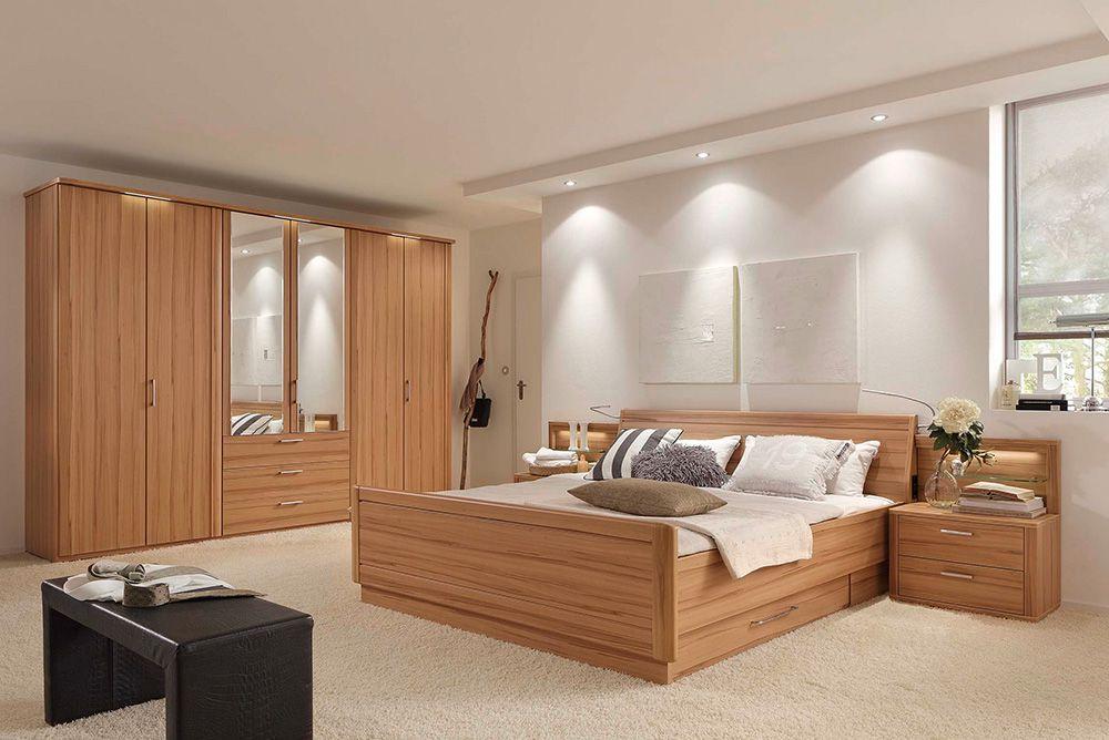 Moreno von loddenkemper schlafzimmer kernbuche online for Loddenkemper schlafzimmer