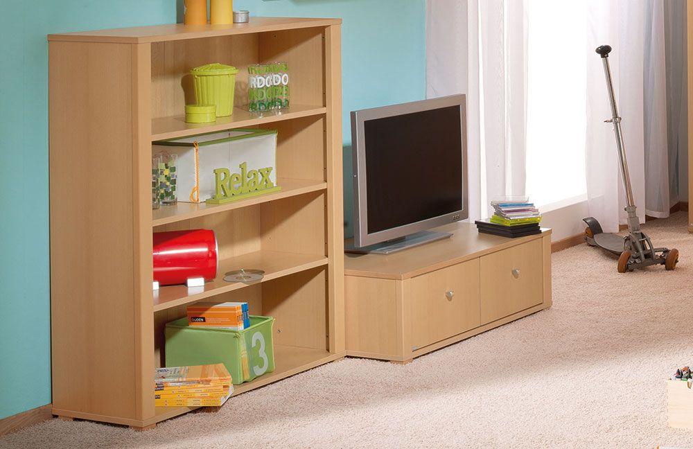 kinder oder jugendzimmer varietta von paidi in buche. Black Bedroom Furniture Sets. Home Design Ideas