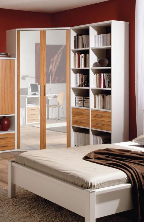 jugendzimmer achat von priess kernbuche lichtwei m bel letz ihr online shop. Black Bedroom Furniture Sets. Home Design Ideas