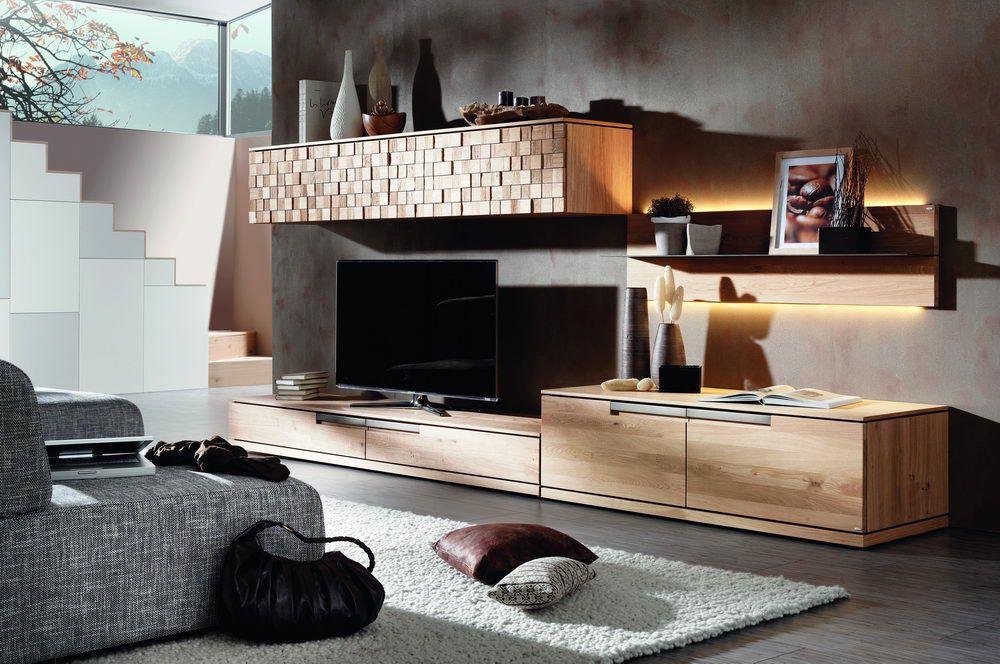 voglauer levante wohnwand die neuesten innenarchitekturideen. Black Bedroom Furniture Sets. Home Design Ideas