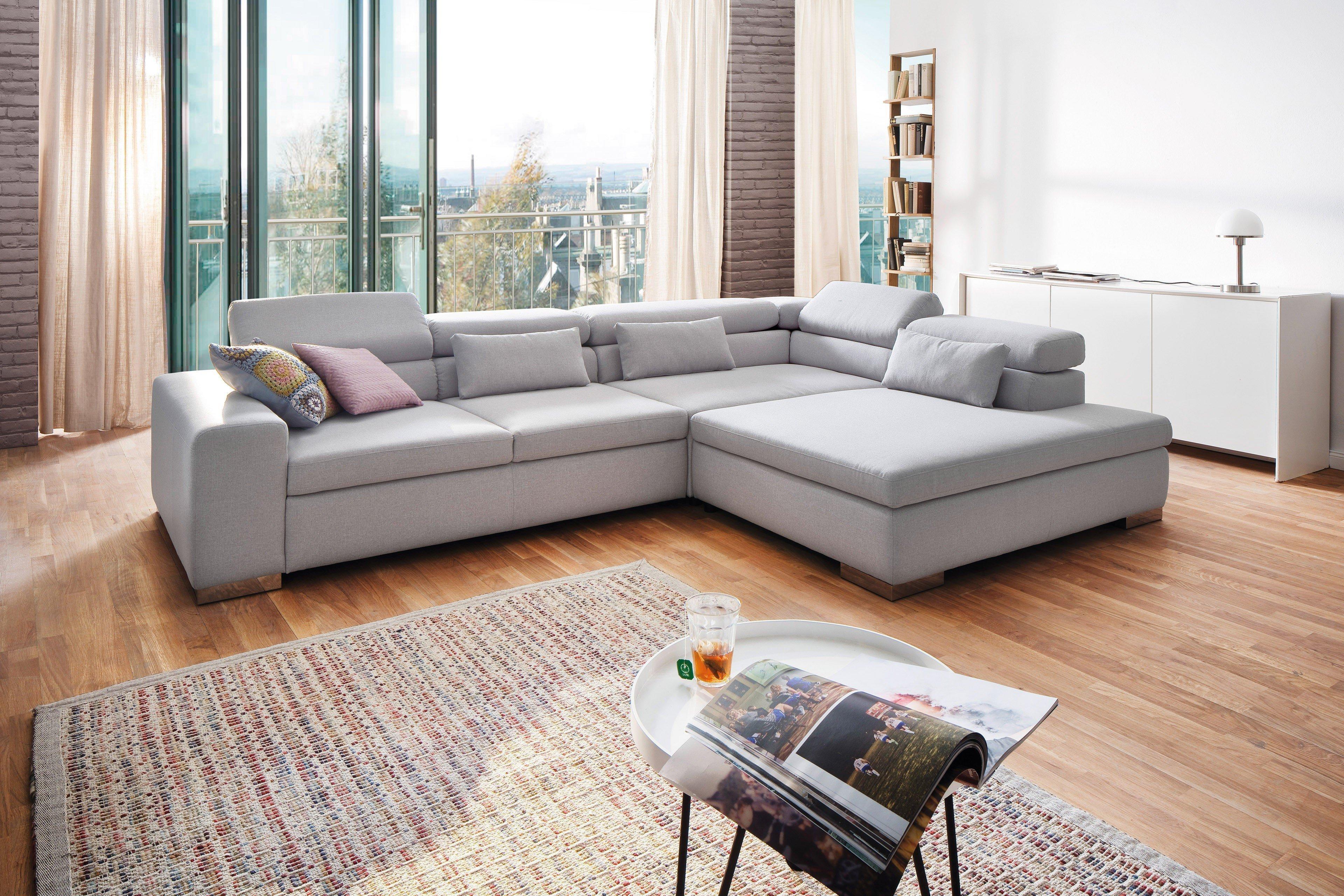 ecksofa new jersey braun von candy polsterm bel m bel letz ihr online m belhaus. Black Bedroom Furniture Sets. Home Design Ideas