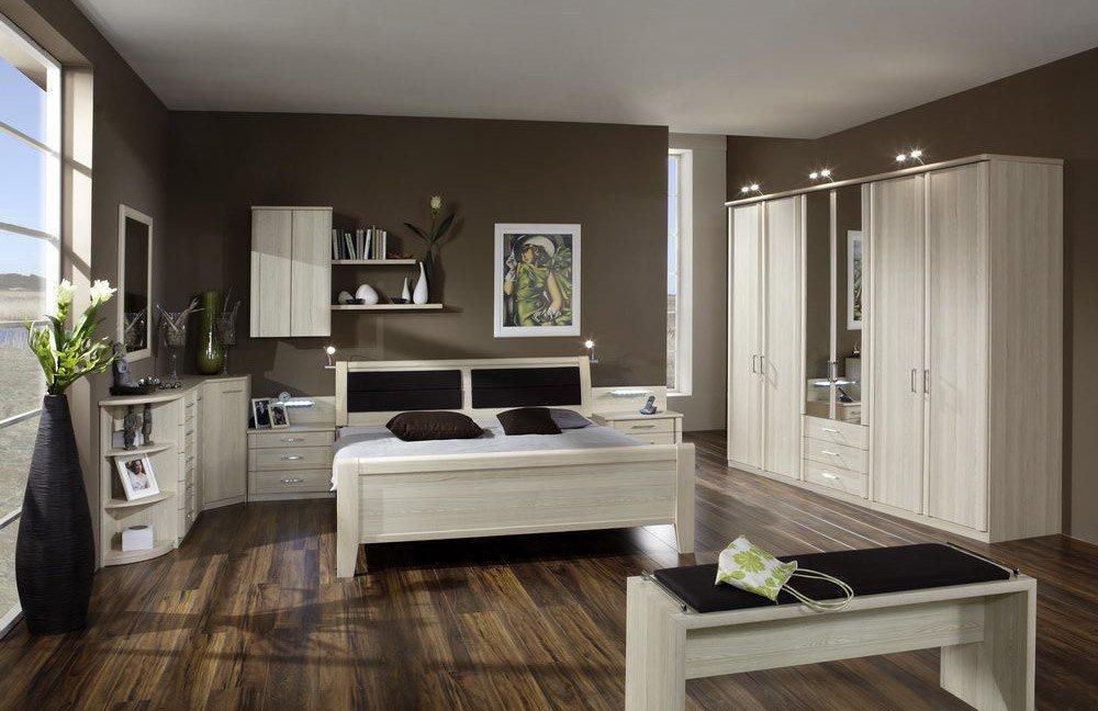 luxor 4 von wiemann schlafzimmer esche. Black Bedroom Furniture Sets. Home Design Ideas