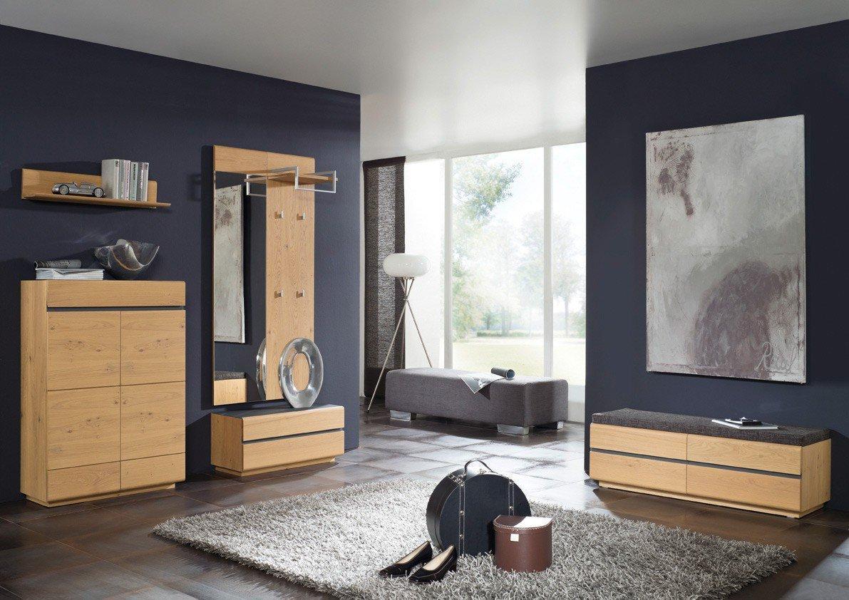 garderobe cosima von bienenm hle set 1 massiv m bel letz ihr online shop. Black Bedroom Furniture Sets. Home Design Ideas