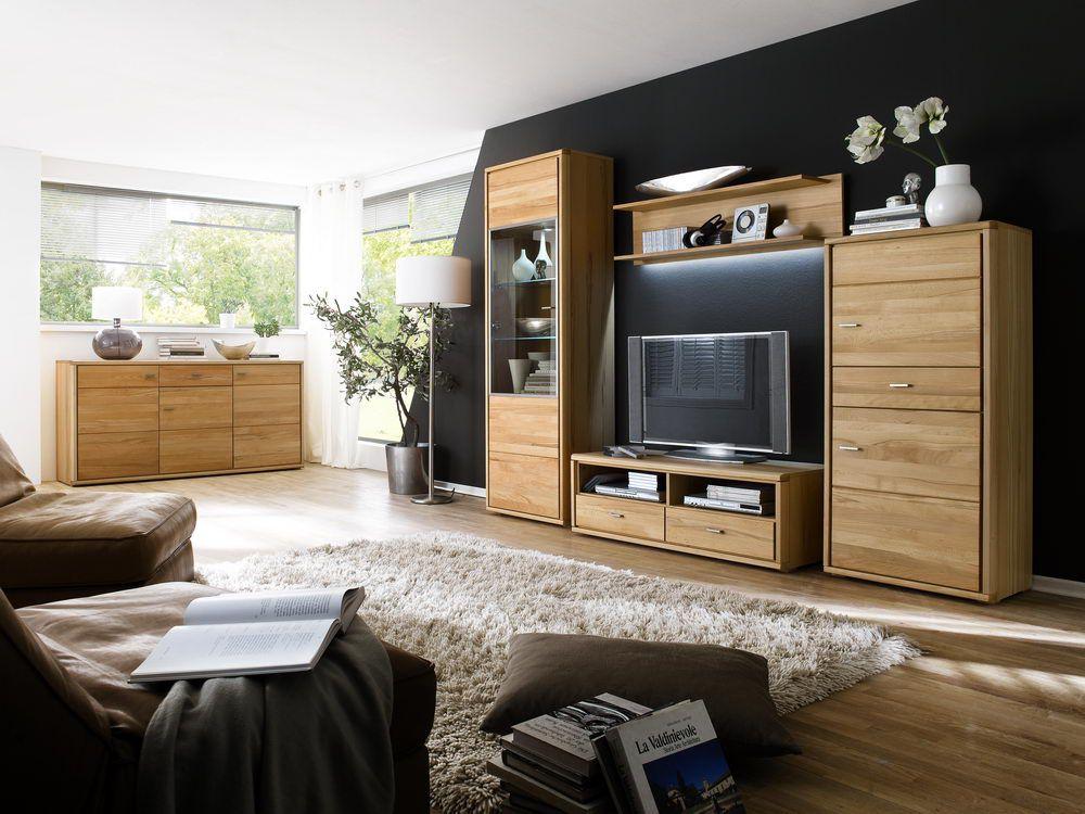 fato von mca wohnwand kb600w01 wohnzimmer online kaufen 39. Black Bedroom Furniture Sets. Home Design Ideas