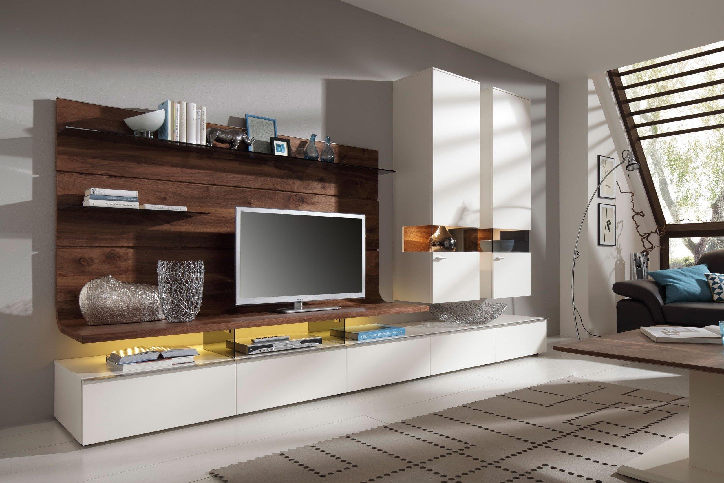 gwinner felino wohnwand interior design und m bel ideen. Black Bedroom Furniture Sets. Home Design Ideas