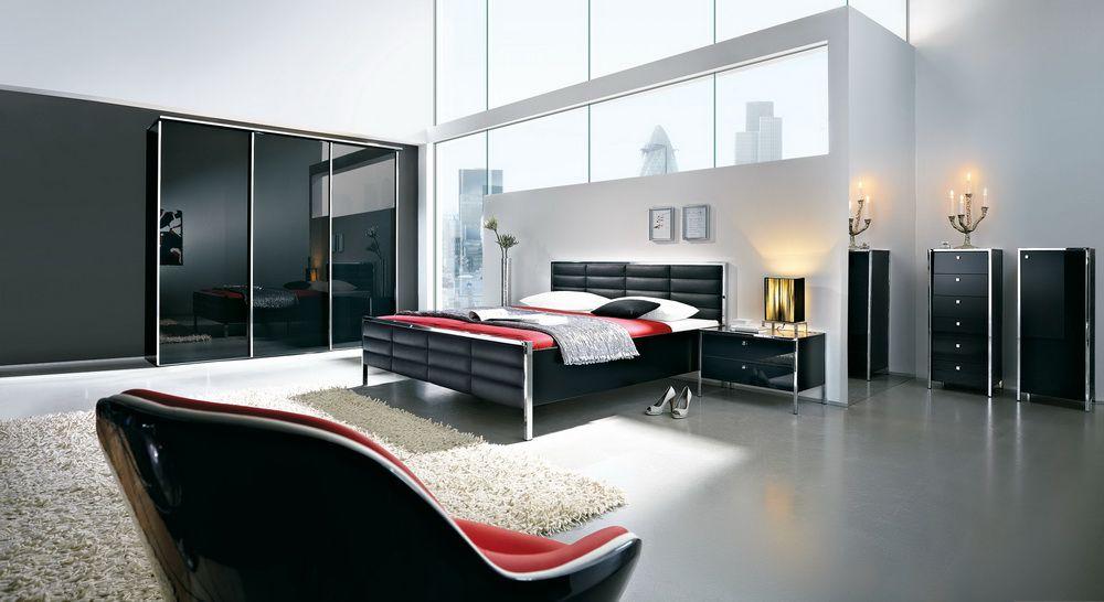Trenta von nolte delbr ck schlafzimmer schwarz 1 online kaufen betten kleiderschr nke und - Schlafzimmer von nolte ...