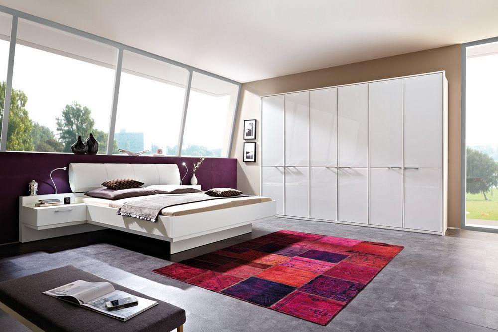 bristol von nolte delbr ck schlafzimmer wei online kaufen betten kleiderschr nke und. Black Bedroom Furniture Sets. Home Design Ideas