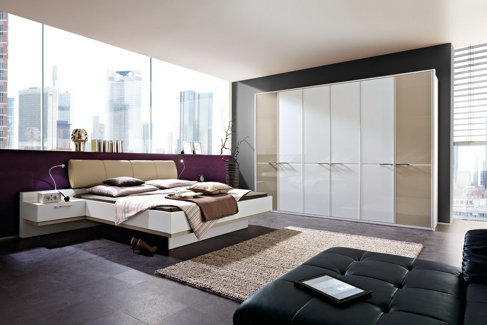 Bristol von nolte delbr ck schlafzimmer wei sand 3 online kaufen betten kleiderschr nke und - Schlafzimmer von nolte ...