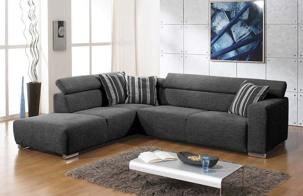 841 roma von ultsch eckcouch anthrazit polsterm bel g nstig online kaufen sofa couch. Black Bedroom Furniture Sets. Home Design Ideas