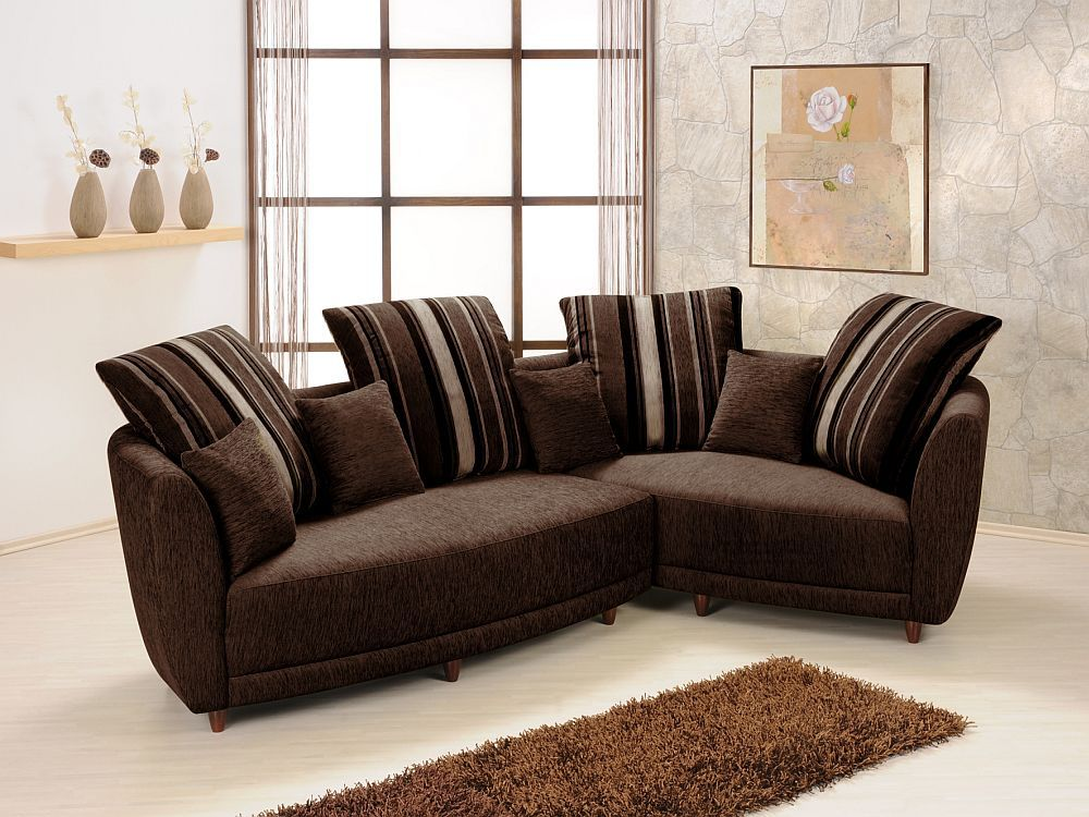 705 genf von ultsch sofa braun polsterm bel g nstig online kaufen sofa couch schlafsofa zum. Black Bedroom Furniture Sets. Home Design Ideas