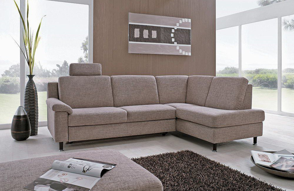 davina von dietsch polstergarnitur cappuccino polsterm bel g nstig online kaufen sofa couch. Black Bedroom Furniture Sets. Home Design Ideas