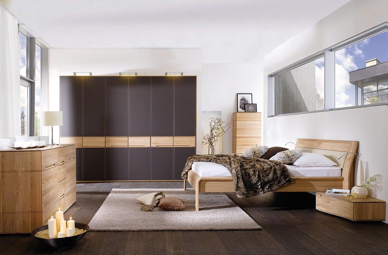 v wave von voglauer schlafzimmer wildeiche. Black Bedroom Furniture Sets. Home Design Ideas