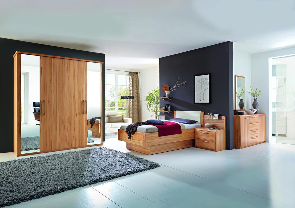 amber von nolte delbr ck schlafzimmer kernbuche 1. Black Bedroom Furniture Sets. Home Design Ideas