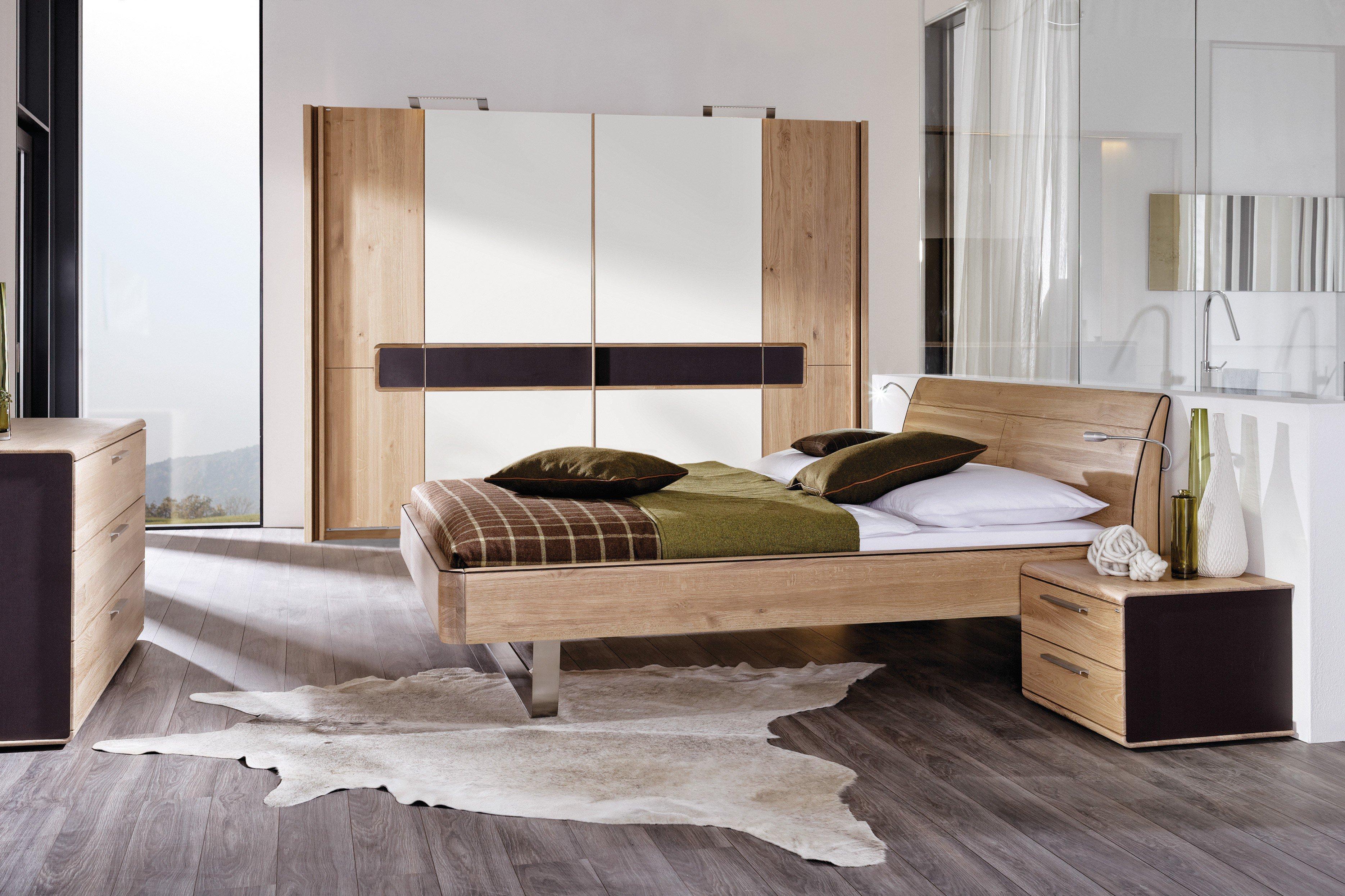 v linea von voglauer schlafzimmer wildeiche 1 online kaufen betten kleiderschr nke und. Black Bedroom Furniture Sets. Home Design Ideas
