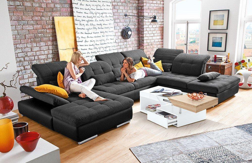 wohnlandschaft santa fe von poco polsterm bel m bel letz ihr online shop. Black Bedroom Furniture Sets. Home Design Ideas