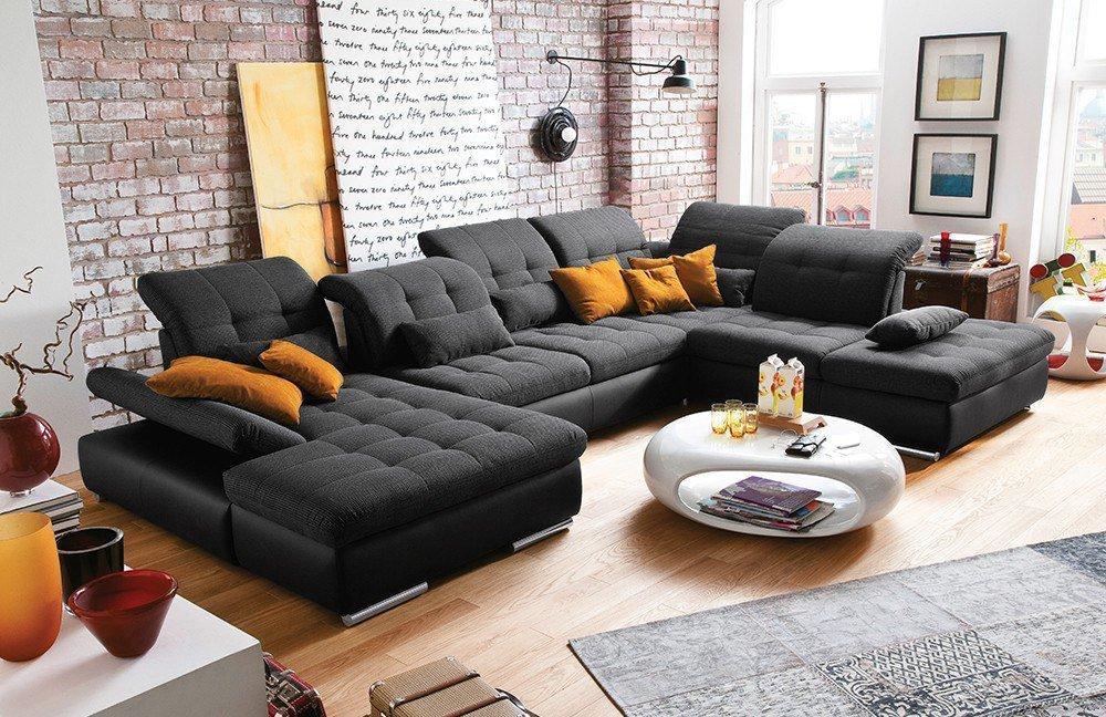 wohnlandschaft santa fe von poco polsterm bel m bel letz. Black Bedroom Furniture Sets. Home Design Ideas