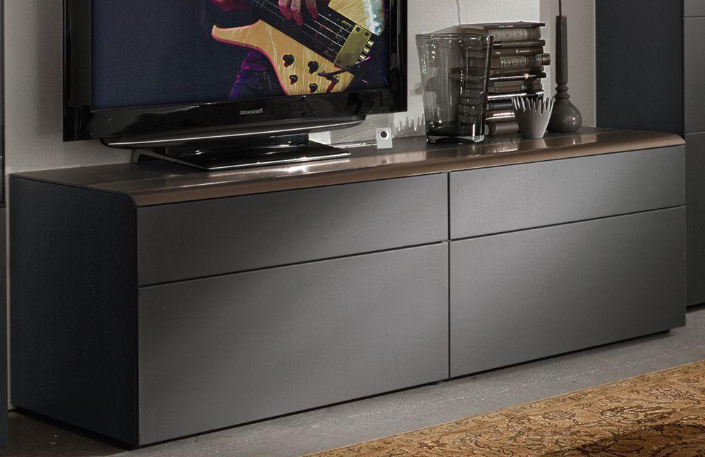 Studio 200 von holtkamp wohnwand 5025 wohnzimmer online for Wohnwand exklusiv
