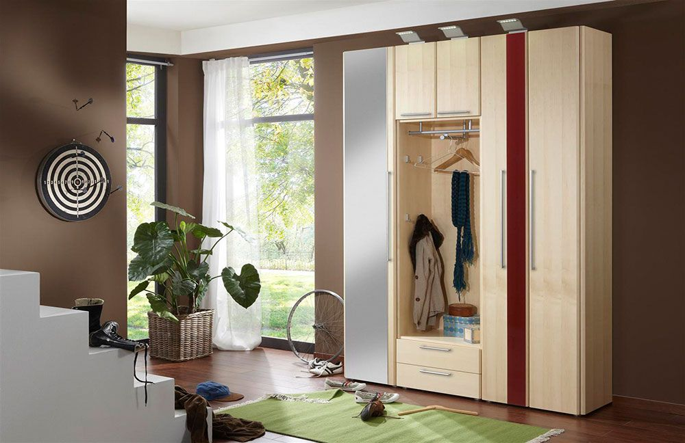 en tree von wittenbreder garderobe no 11 dielenm bel und. Black Bedroom Furniture Sets. Home Design Ideas