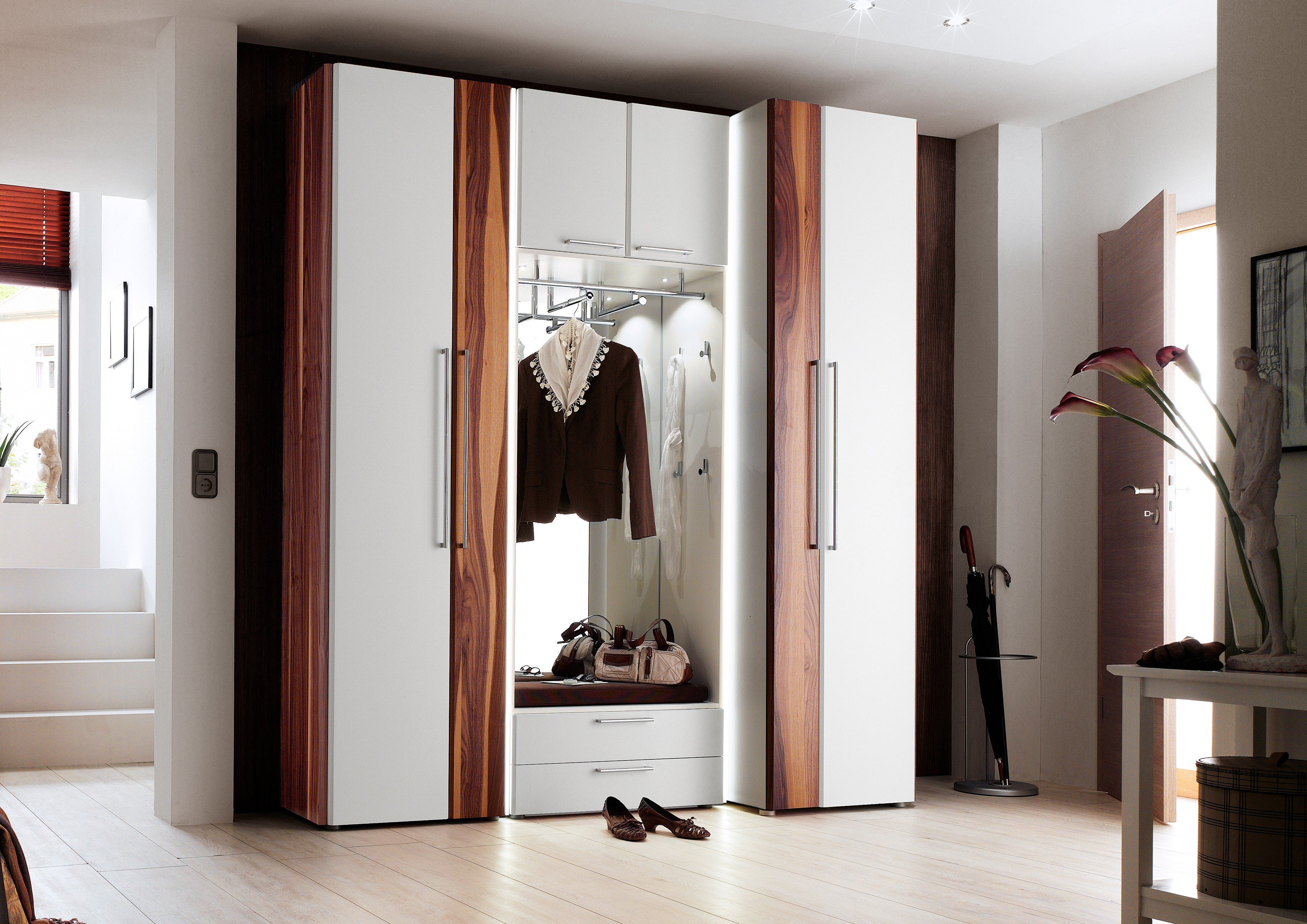 garderobe en tree set 13 von wittenbreder m bel letz. Black Bedroom Furniture Sets. Home Design Ideas