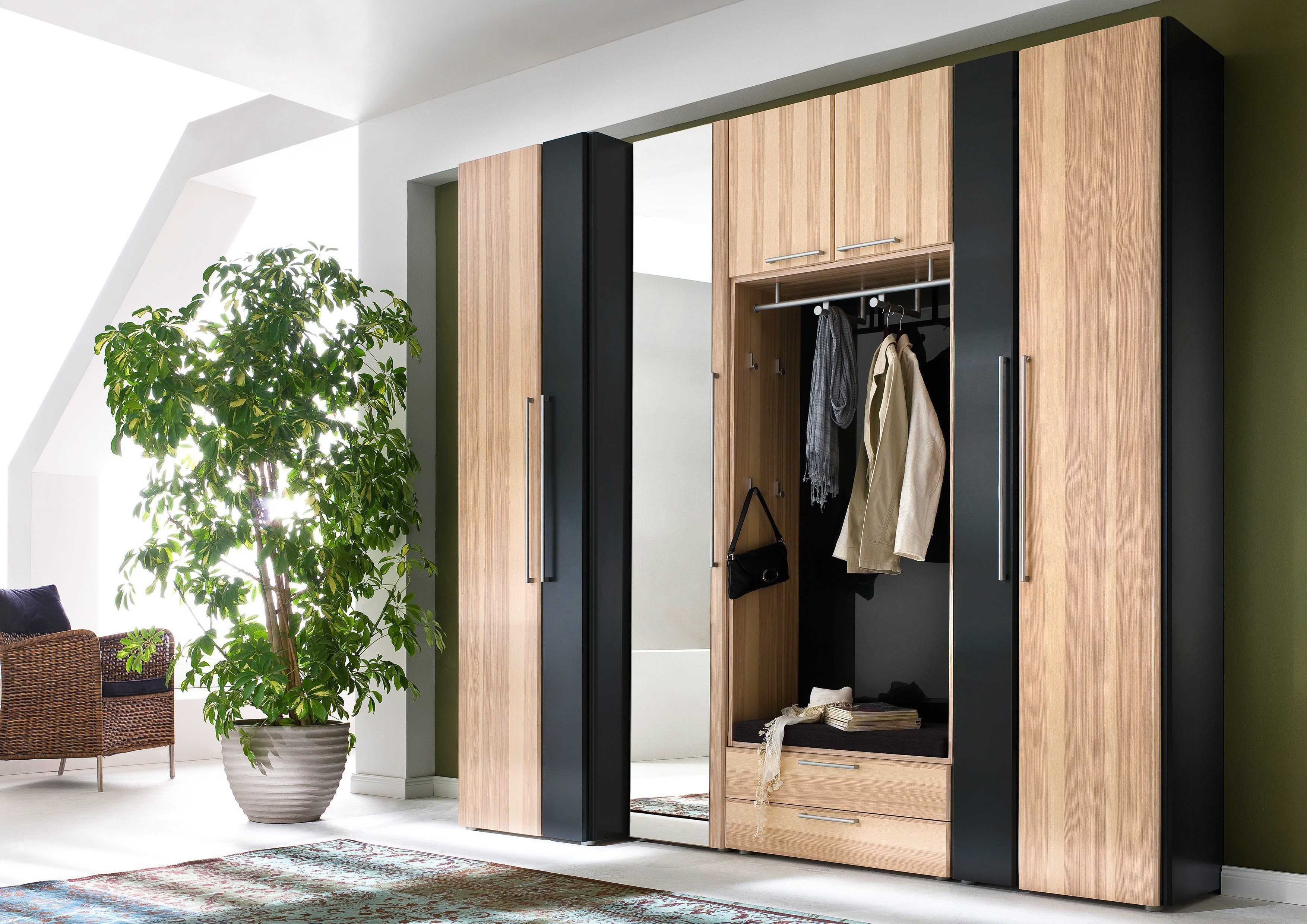 garderobe en tree set 21 von wittenbreder m bel letz. Black Bedroom Furniture Sets. Home Design Ideas
