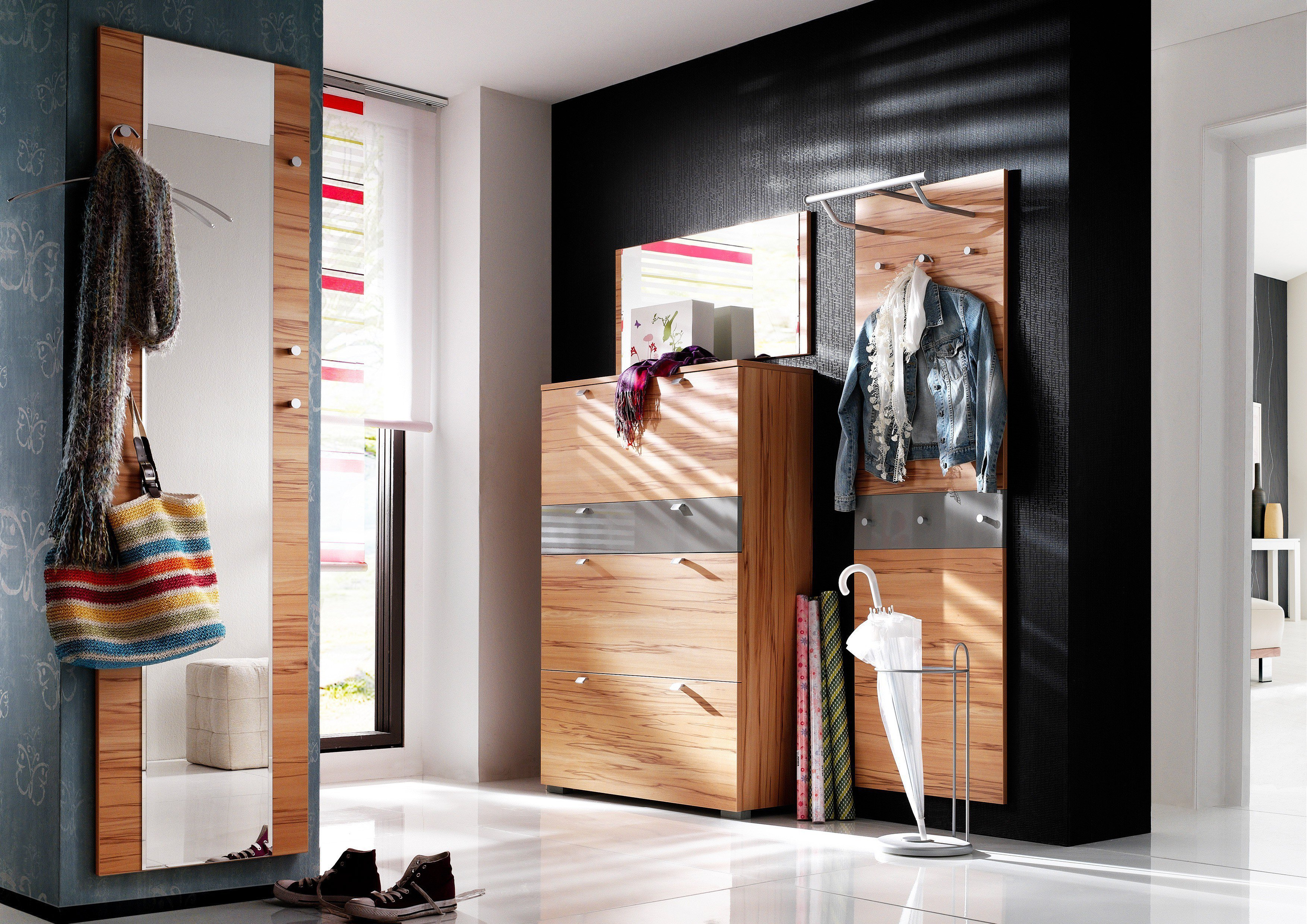 garderobe multi color una set 11 von wittenbreder m bel letz ihr online shop. Black Bedroom Furniture Sets. Home Design Ideas