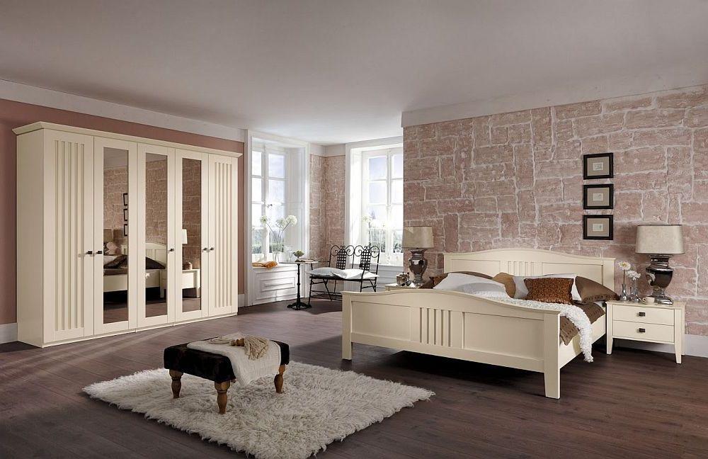 venezia von nolte delbr ck schlafzimmer creme matt 2 online kaufen betten kleiderschr nke und. Black Bedroom Furniture Sets. Home Design Ideas
