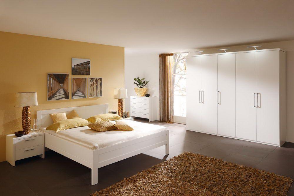 Schlafzimmer von nolte delbruck starlight von nolte delbr ck schlafzimmer wei - Schlafzimmer von nolte ...