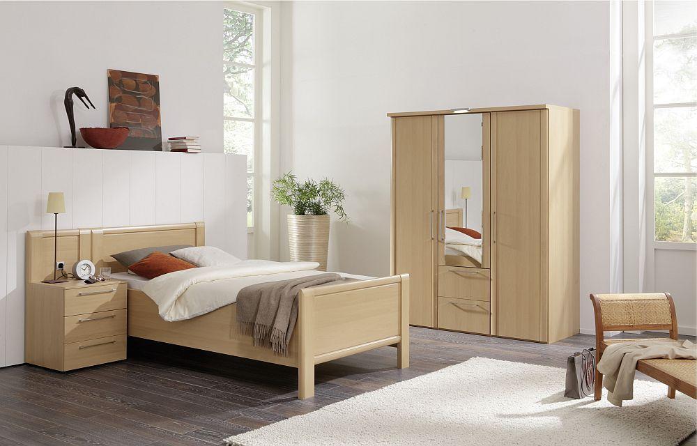 Limone von nolte m bel schlafzimmer buche natur 1 - Schlafzimmer von nolte ...