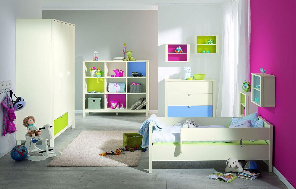 juniorzimmer matilda von paidi ecru limette m bel letz ihr online shop. Black Bedroom Furniture Sets. Home Design Ideas