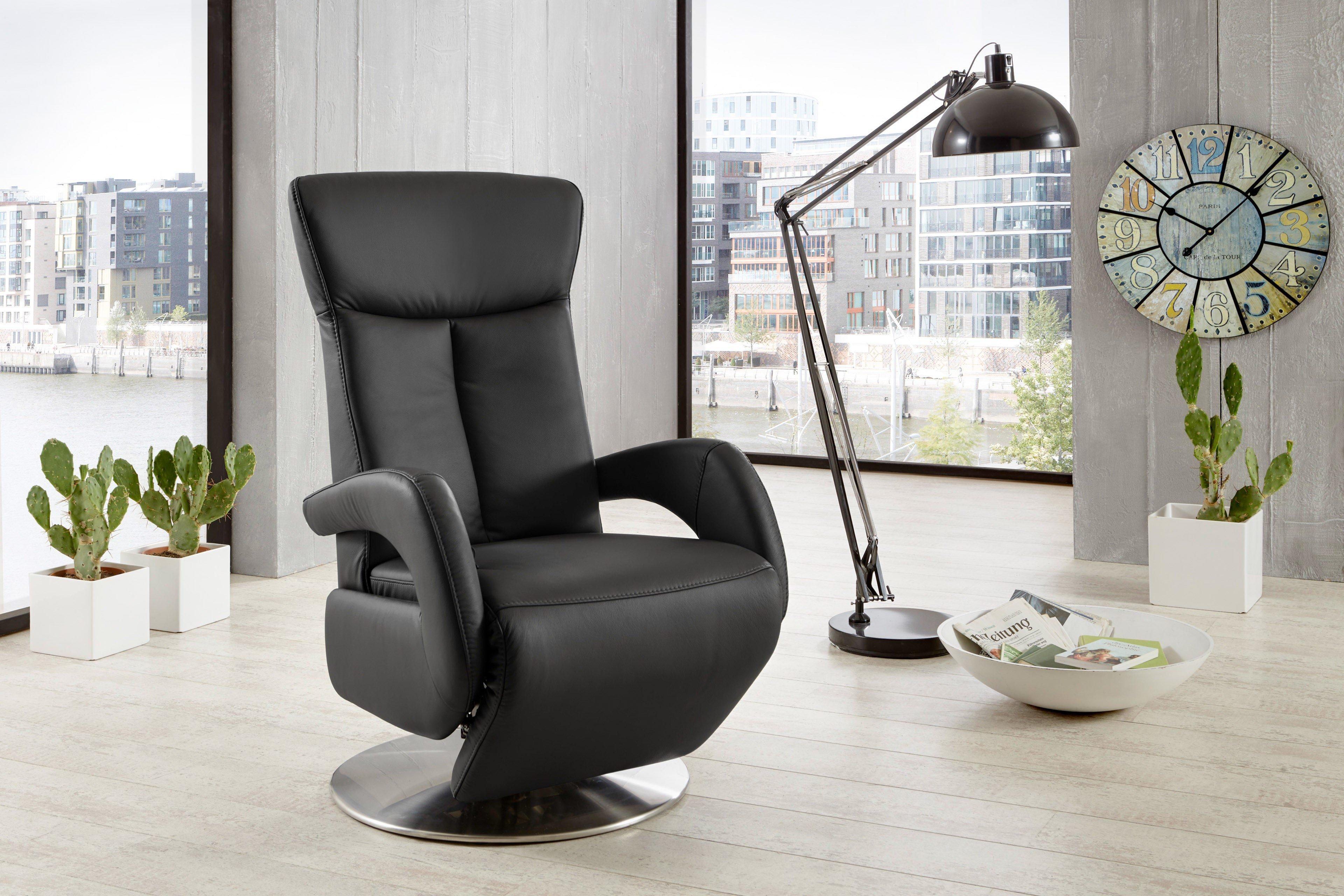 matrixx style von polsteria relaxsessel schwarz polsterm bel g nstig online kaufen sofa couch. Black Bedroom Furniture Sets. Home Design Ideas