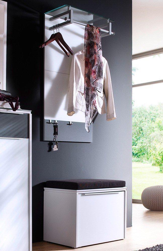 Garderobe multi color gloss von wittenbreder m bel letz for Garderobe mit glasfront